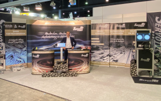 Servotec bei den Profi Service Tage Frankfurt November 2019