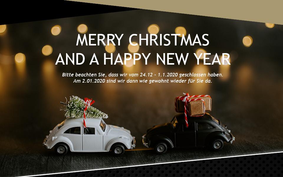 Frohe Weihnachten wünscht Servotec