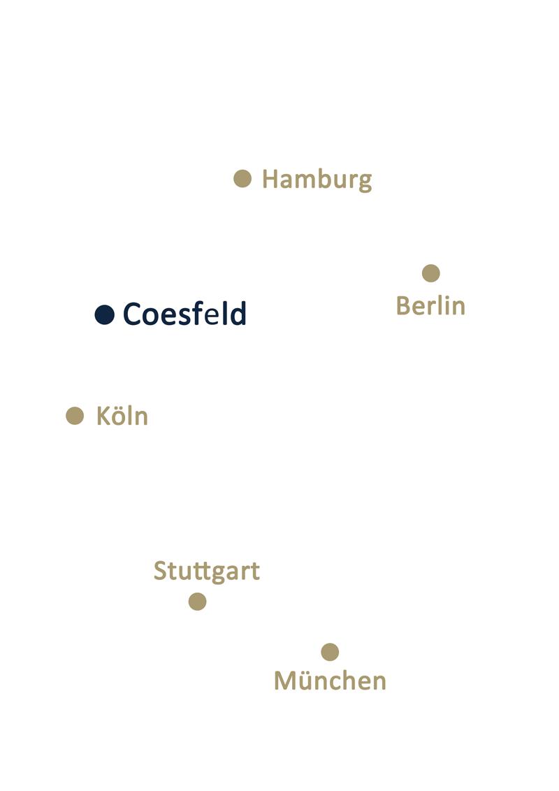 Deutschlandkarte mit dem Standort der Firma Servotec